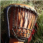 djembe beats from Guinea