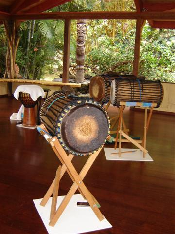 How to play sangban in African polyrhythms